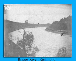 Brazos River, Richmond