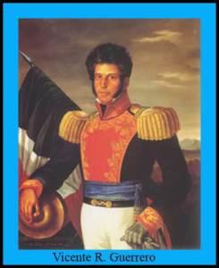 Vicente R Guerrero