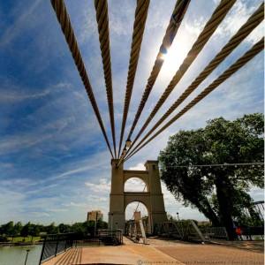 Waco Suspension Bridge
