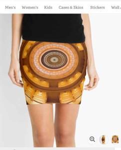 Capitol Rotunda Pencil Skirts
