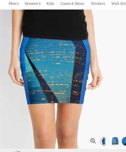 Fountain Place Pencil Skirts