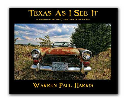Texas As I See It Front Cover