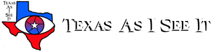 Texas As I See It Logo